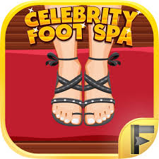 celebrity foot fashion spa u2013 free games for kids fragranze games