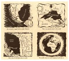 Lake Superior Map Map Hero Map Illustration U0026 Design