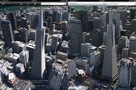 Google Maps San Diego by Apple U0027s 3d Maps Look Much Better Than Google U0027s