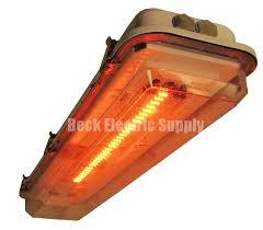 2 foot led light fixture led marine fixture w red led night vision option 2 foot 110v