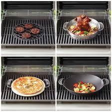 recette cuisine barbecue gaz la multi cuisson au barbecue weber cingaz et barbecook