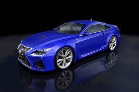 lexus coupe 2014 2015 lexus rc f to cost over 100k feature active aero and hit