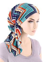 pre chemo the bella scarf chemo turban head scarves pre tied bandana for