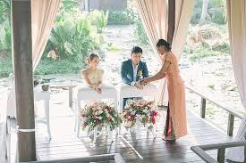 Thai Wedding Dress French Wedding In Thailand French Wedding Style