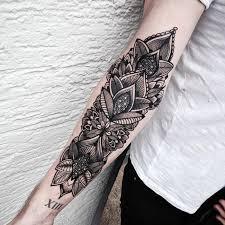 mandala tattoo zum aufkleben 1001 ideen für mandala tattoo für männer und frauen tattoo