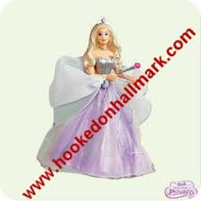 2005 barbie magic pegasus hallmark ornament hooked