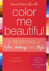 reinvent yourself with color me beautiful four seasons of color