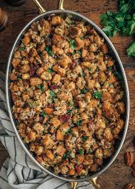 cranberry pecan recipe thanksgiving dressing
