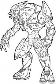 halo free coloring pages art coloring pages