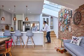 Kitchen Diner Design Ideas Kitchens Real Homes
