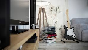 Loft Modern by Modern Artists Loft Interior Design Ideas