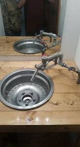 cave bathroom ideas garage sink vanity made from a rolling tool box caves