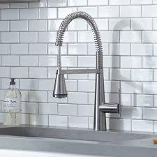 professional kitchen faucet kitchen faucets touchless faucets pull faucets