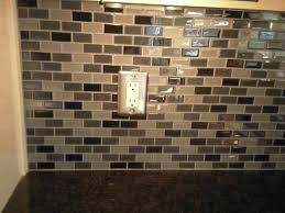 modern glass tile backsplash for kitchen and bathroom u2014 cadel