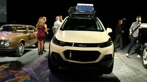 concept chevy chevy trax activ concept the little suv that can off road