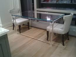 acrylic dining table ebay modern diningables and chairs uk on