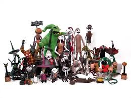 amazing ideas nightmare before figurines disney figures