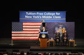 Excelsior Flag New York U0027s Tuition Free Plan Sparks Debate