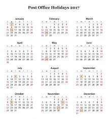 usps holidays 2017 post office hours schedule
