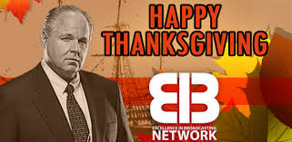 the true story of thanksgiving limbaugh iheartradio