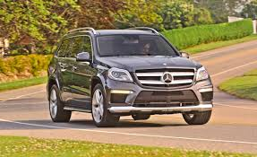mercedes jeep 2013 mercedes benz gl550 4matic test u2013 review u2013 car and driver