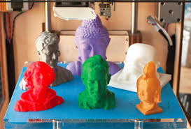 print a 3d model of your head in plastic make