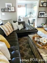 Sofa Pillows Contemporary by Cushions For Brown Sofa U2013 Seedabook Com