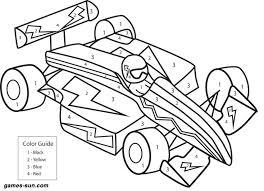 impressive race car coloring pages cool colori 3671 unknown