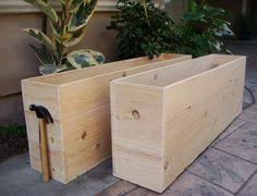 Extra Large Planters by Large Trough Garden Planter Extra Deep Trough Wooden Planter