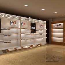 store decoration customized shoe store decoration shoe store fixtures with logo for