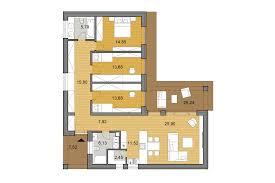 l shaped bungalow l115 djs architecture