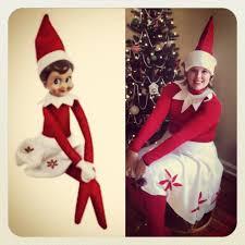 Leprechaun Halloween Costume Ideas Elf Shelf Costume Santacon Bit White