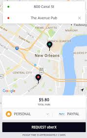 Map Of Marigny New Orleans by Nola Brew Bus Faqs