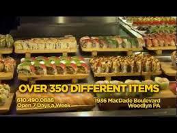 Minado Sushi Buffet by Hibachi Grill And Sushi Buffet In Woodlyn Pa Youtube