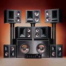 home theater surround speakers thx ultra2 series klipsch