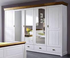Schlafzimmer Massiv Komplett Schlafzimmer Set Komplett 180x200 Kiefer Massiv 2farbig Weiß Honig