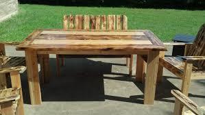 Rustic Outdoor Patio Furniture Cool Rustic Wooden Outdoor Furniture 29 Rustic Outdoor Table Wood