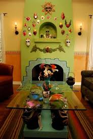 Mexican Decorations For Home Best 25 Mexican Living Rooms Ideas On Pinterest Turquoise Walls