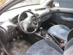 car picker peugeot 206 interior images