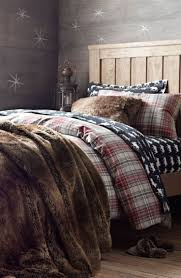 402 best baby love lil man cave rustic nursery fire lodge plaid flannel bedding with luxe faux fur for happy hibernating