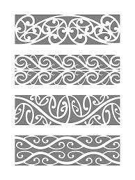 Traditional Design traditional maori patterns tattoo paper hand drawn patterns