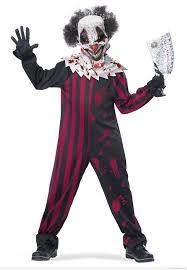 Halloween Scary Kids Costumes 25 Clown Halloween Costumes Ideas Scary Clown