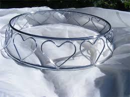 14 inch round cake stand round designs