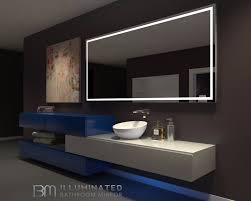 bathroom lighted bathroom mirror lighted magnifying mirror