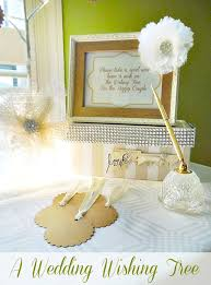 wedding wishes tree diy wedding wishing tree miss information