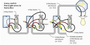4 way switch wiring diagrams kwikpik me