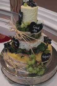 wedding cake made of cheese wedding cake of cheese idea in 2017 wedding