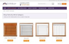 Fix My Blinds Com Magento Migration From Volusion Cadence Labs In Boulder Colorado