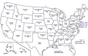 printable usa map test your geography knowledge usa state capitals quiz lizard a