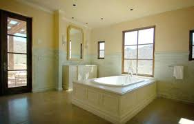 Concrete Floor Bathroom - poured concrete floors interior and exterior home design